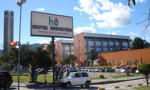 Divulgação/HU-UFSC
