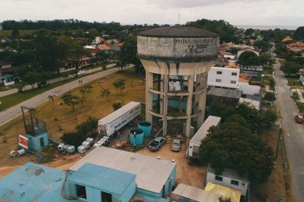 Divulgação/Sanep RS