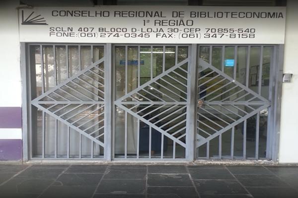Conselho Regional de Biblioteconomia da 1ª Região (CRB-1)