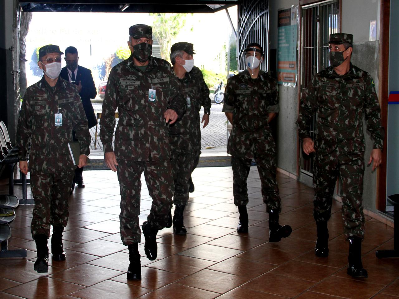 Divulgação/3RM Exército