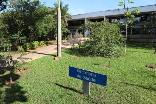 Divulgação/Secretaria de Saúde do DF