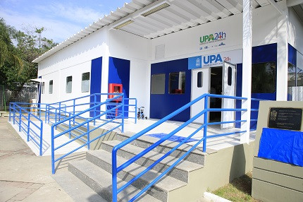 Divulgação/UPA RioSaúde