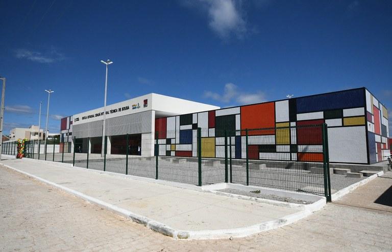 Escola Técnica (PB), divulgação