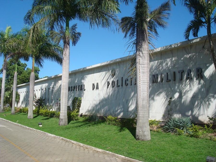 Hospital da Polícia Militar, divulgação DSPM-ES