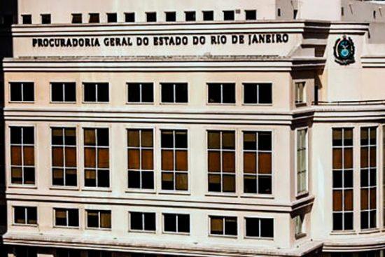 DIVULGAÇÃO/PGE/RJ