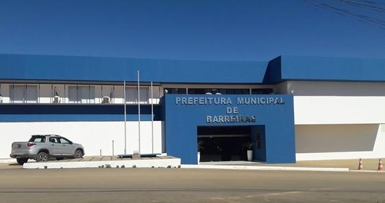 Prefeitura de Barreiras/Divulgação
