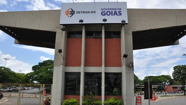 Detran-GO/Divulgação