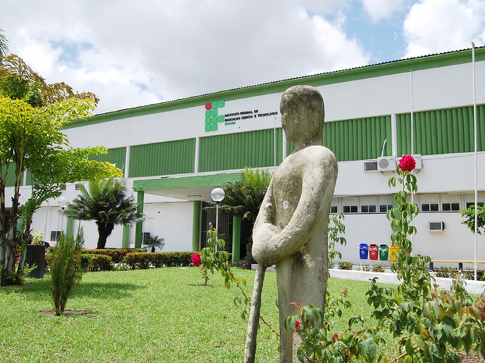 IFPB/Divulgação