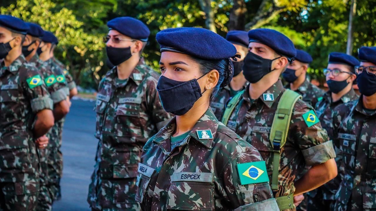 Sd Bernardino/Exército Brasileiro