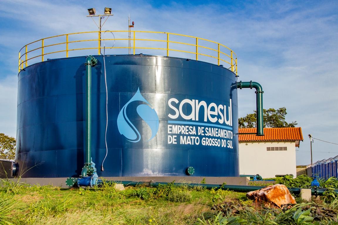 Sanesul/Divulgação